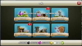 Desenvolvedor clash of clans atualizado link na descrição