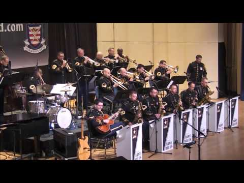 LIVE - The U.S. Army Blues: Celebrate African American History Month