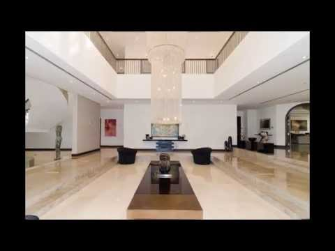 Luxurious villa in Emirates hills for sale