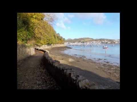 Wales Coastal Path Conwy to Llanfairfechan