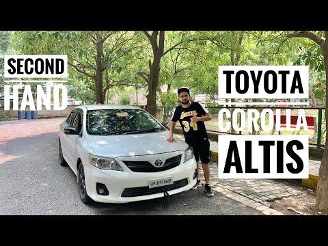 Second Hand Toyota Corolla Altis | Stock Corolla Altis | 2012 Toyota Corolla Altis | Corolla Altis