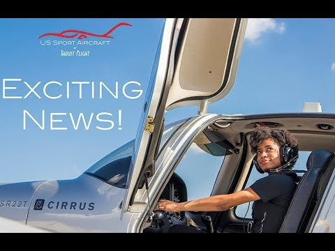 Introducing US Sport Aircraft + Thrust Flight!