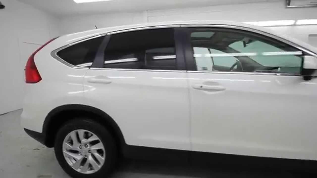 2015 Honda Cr V Ex White Diamond Fl017542 Seattle