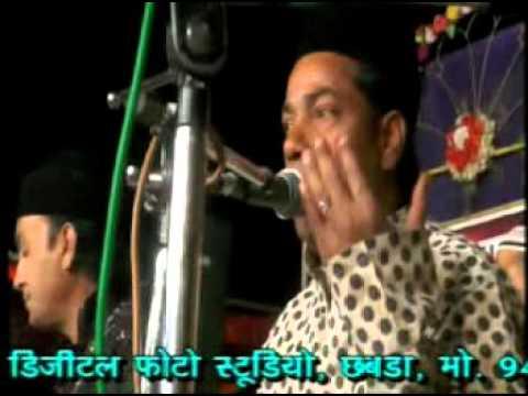 aslam akram shabre qwwali chhabra baran rajasthan
