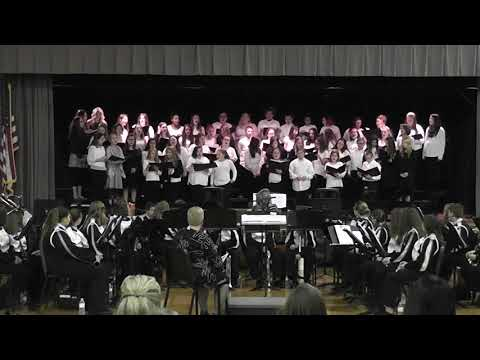 Albert Gallatin North Middle School Band and Chorus Christmas Concert