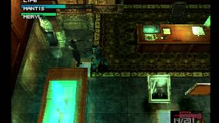 Metal Gear Solid - -My 1st attempt with 1st controller- (It