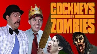 Cockneys vs Zombies (review)