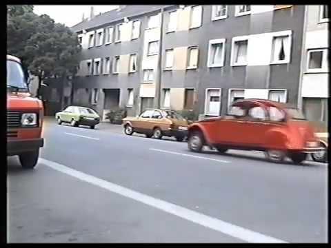 WELLINGHOFER STRASSE, Dortmund Hörde (Juni 1988)