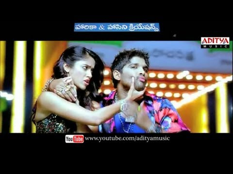 Julayi Movie Latest Trailer  Allu Arjun, Ileana