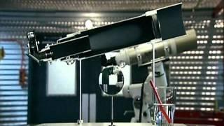 видео: как устроен телескоп