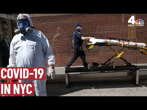 Temporary COVID-19 Burials Could Begin in NYC: Mayor | NBC New York