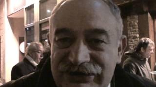 Jose Maria Abarca, presidente de Jacetania, entrevistado en Jaca