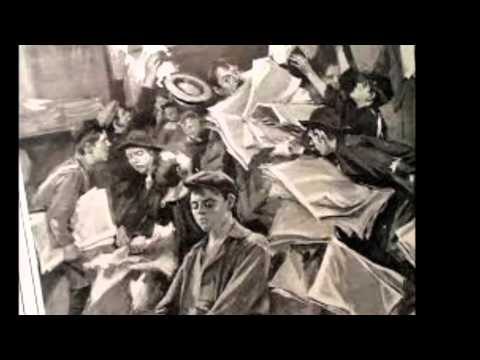 Carrying the Banner: The Newsboy Strike of 1899