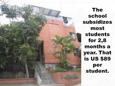Trinity School - Cali, Colombia. - Activities 2.014