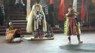 Leak Traditional Dance Of Bali