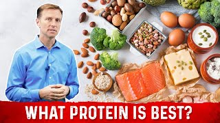 What Protein is Best?