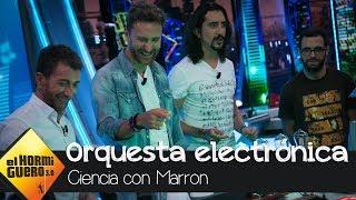 La orquesta electrónica de Marron toca temazos de David Guetta - El Hormiguero 3.0
