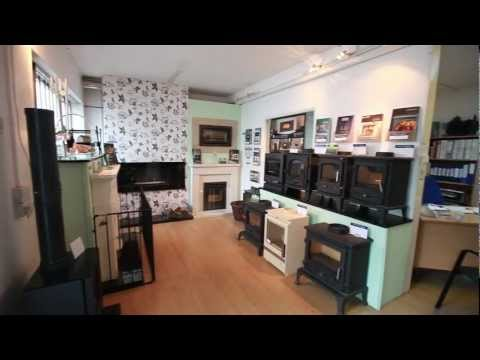 Grate Fireplaces & Interiors Showroom Tour