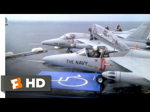 Hot Shots! (5/5) Movie CLIP - In for a Landing (1991) HD thumbnail