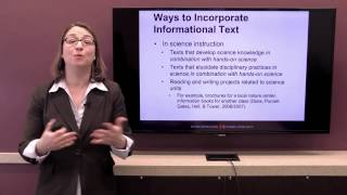 using-informational-text-to-build-literacy-and-content-knowledge-nell-duke-university-of-michigan