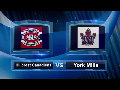 Oct 7/2017 - HCC v York Mills (2-6)