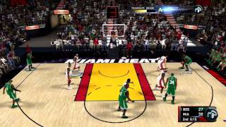 NBA 2K11 My Player Playoffs - CFG2 - Where is Mr. Splash Man?