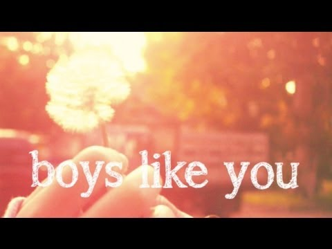 "Megan and Liz - ""Boys Like You"" Lyric Video"