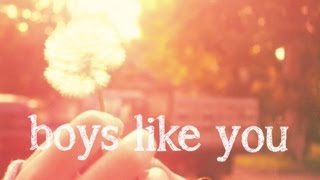 "Megan and Liz - ""Boys Like You"" Lyric Video Thumbnail"
