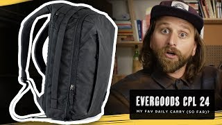 eVERGOODS CPL DAILY CARRY MASSIVE REVIEW!