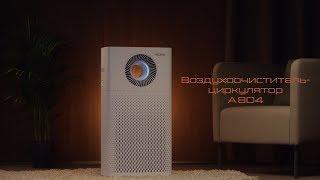 Как быстро и эффективно очистить воздух: видеообзор воздухоочистителя BORK A804