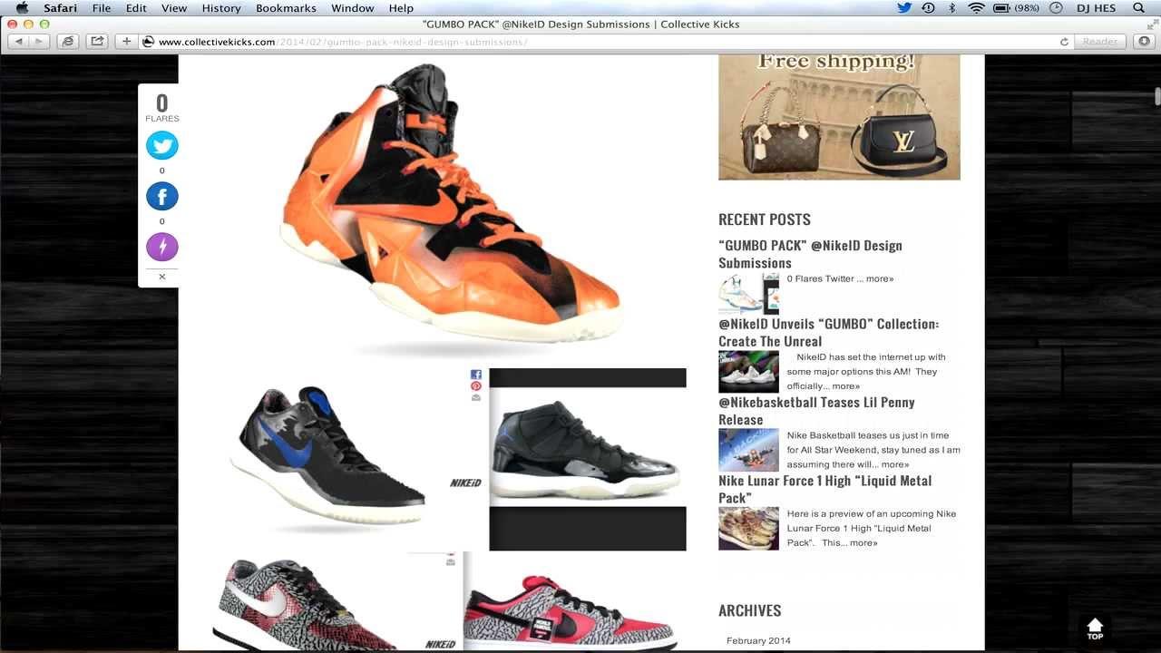 @NikeID