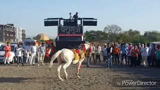 घोड़ा डांस मारवाड़ी horse dance DJ Dhol Tasha Mix Rizwan Mixing