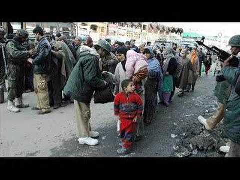 Free Kashmir- Oppressed Nation