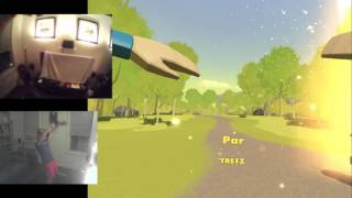 Rec Room in the HTC Vive