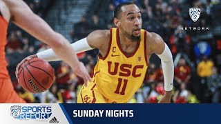 2018 Pac-12 Men's Basketball Tournament: USC dominates paint, stifles Oregon State to advance to...