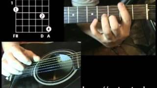 Sting - Shape of my heart (РАЗБОР)