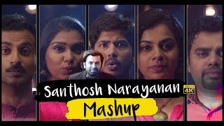 Santhosh Narayanan Mashup - A cappella by Karthikeya Murthy | Put Chutney