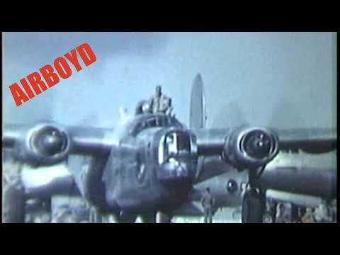 Consolidated B-24 Liberators (1945)