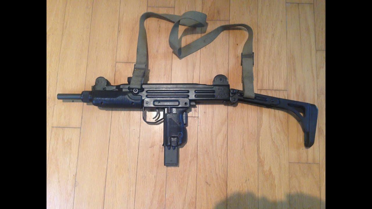 israeli machine gun