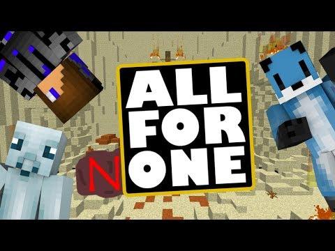 Minecraft | All For None Season 5 [E4] | Temple of Treasures!