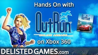 OutRun Online Arcade - Xbox 360 (Delisted Games Hands On)