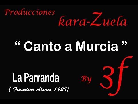 Canto a Murcia (Karaoke)