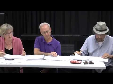"""The process of writing a musical: """"The Crossroads"""""""