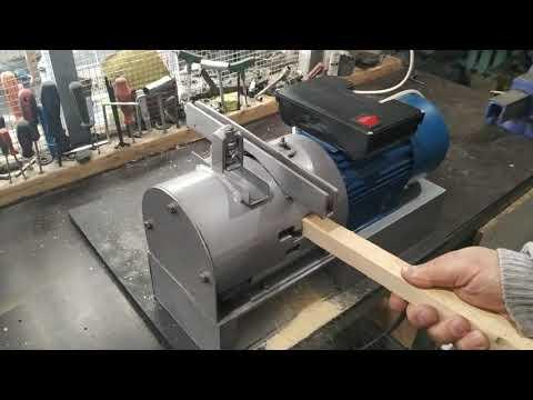 Станок комбайн для изготовления ульевых рамок