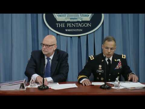 Officials Brief Media on Fiscal 2018 DoD Budget Proposal