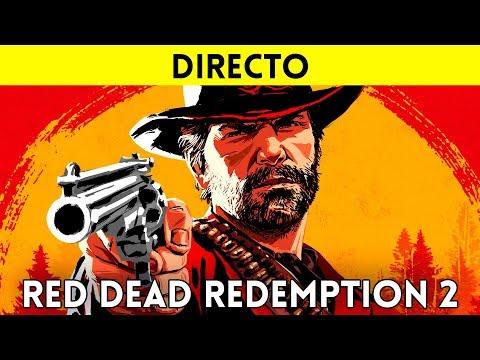 STREAMING ESPAÑOL RED DEAD REDEMPTION 2 en PlayStation 4 Pro