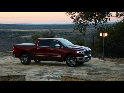 2019 Ram 1500 Limited Running Footage