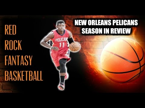New Orleans Pelicans Season In Review