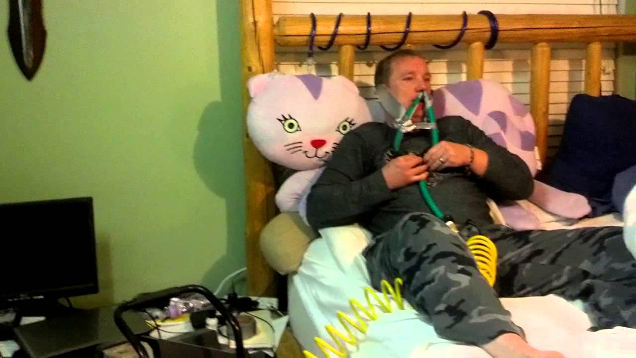 funny homemade sleep apnea machine