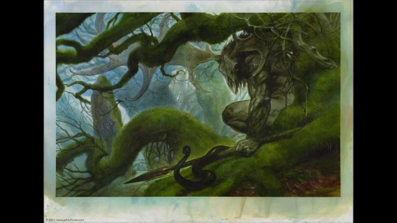Lord Of The Rings Illustrations John Howe